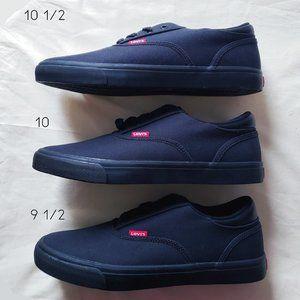 Men's Levi's Low Top Canvas Sneakers